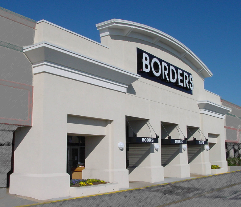 Borders Books-Music-Cafe'