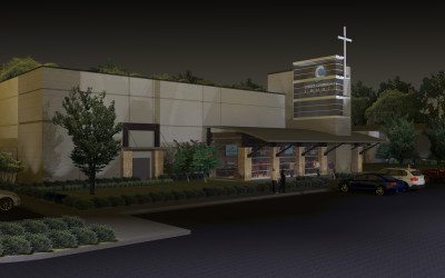 Christ Community Church | Breaks Ground