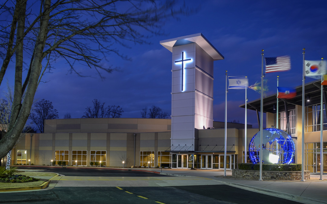 Victory World Church | Completes Expansion